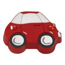 Kids Red Car Cabinet Knob