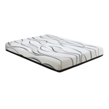 "Mattress Moonlight II 10""gel- Memory Foam King 6/6"