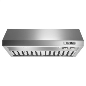 "JENN-AIRPro-Style(R) 30"" Low Profile Under Cabinet Hood"