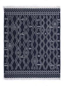 9'x12' Size Indio Diamond Stripe Rug