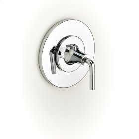 Thermostatic Valve Trim River (series 17) Polished Chrome