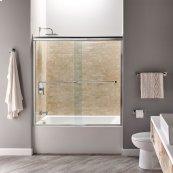 Studio 60x30-inch Bathtub - Above Floor Rough-in with Built-in Apron - Left Drain  American Standard - Arctic
