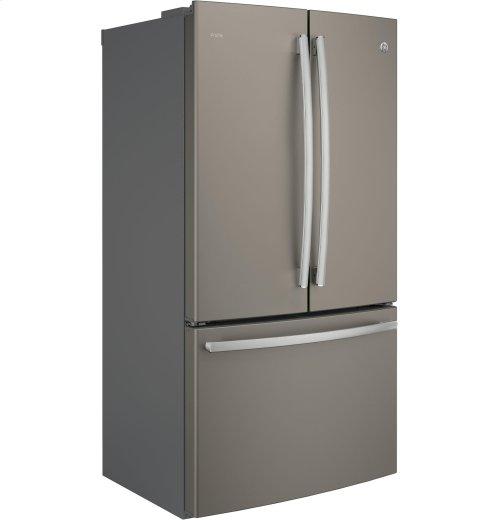 GE Profile Series ENERGY STAR® 23.1 Cu. Ft. Counter-Depth French-Door Refrigerator