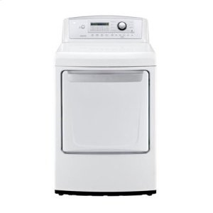 LG Appliances7.3 cu. ft. Ultra Large High Efficiency Dryer w/ Sensor Dry Technology