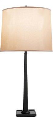 Visual Comfort BBL3025BZ-S Barbara Barry Petal 31 inch 150 watt Bronze Decorative Table Lamp Portable Light