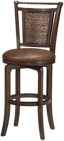 Norwood Brown Barstool