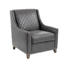 Bergamo Armchair - Grey Product Image