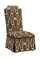 Cross Channel Side Chair Product Image