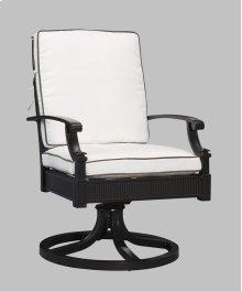 Cushion Swivel Rocking Chair