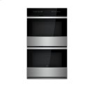 "NOIR 30"" Double Wall Oven with MultiMode® Convection System Product Image"