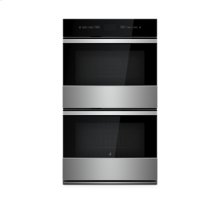 """NOIR 30"""" Double Wall Oven with MultiMode® Convection System"""