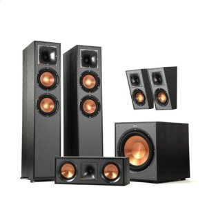 KlipschR-620F 5.1 Home Theater System
