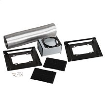 Optional Non-Duct Kit for EW58 Series Range Hoods