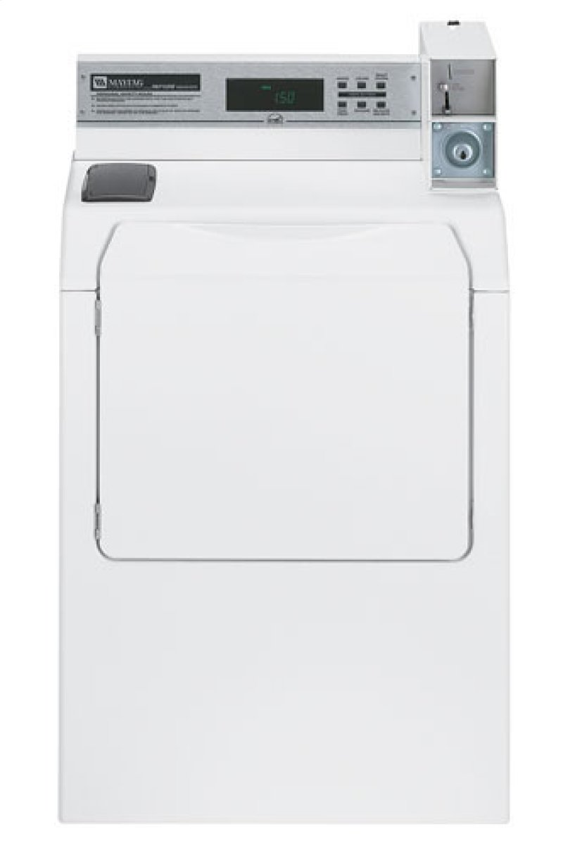 Maytag® Commercial Energy Advantage™ Front-Load High-Efficiency Washers