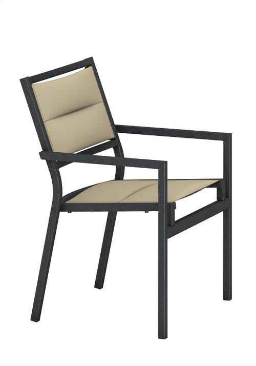 Cabana Club Padded Sling Dining Chair