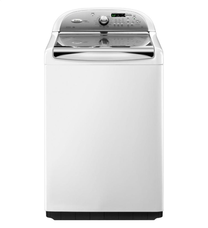 Cabrio Platinum Top Load Washer With Sanitize Cycle
