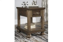 T7163  Chair Side End Table