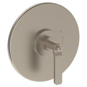 "Wall Mounted Pressure Balance Shower Trim, 7 1/2"" Dia."