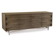 Luxe Wedge Sideboard