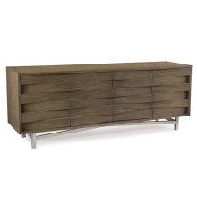 Luxe Wedge Sideboard