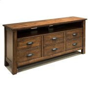 "Living - Room District Console 55"" Product Image"