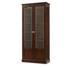 Trace Cabinet With Grilles