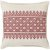 """Additional Pentas PEN-003 18"""" x 18"""" Pillow Shell with Down Insert"""