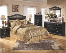 Constellations - Black 2 Piece Bed Set (Queen)
