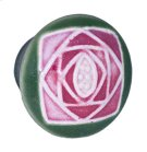 Small Round Ceramic Knob Product Image