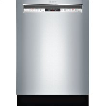 800 Series built-under dishwasher 24'' Stainless steel SHE878WD5N