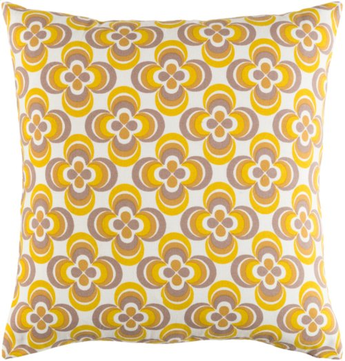 """Trudy TRUD-7139 18"""" x 18"""" Pillow Shell with Down Insert"""