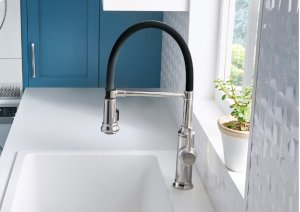 Blanco Empressa Semi-professional Kitchen Faucet - Oil Rubbed Bronze