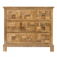 MANGO WOOD CHEST