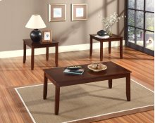 3-pack, Cocktail Table-dark