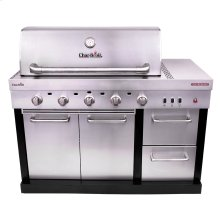 Char-Broil Modular Outdoor TRU-Infrared 5 Burner Gas Grill