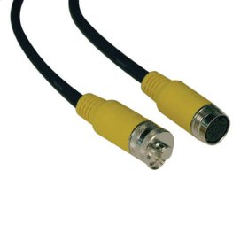 Easy Pull Long-Run Display Cable - Type-B Digital PVC Trunk Cable, 100-ft.