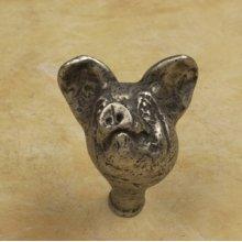 Pig Head Knob