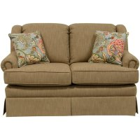 Rochelle Loveseat Glider 4000-88 Product Image