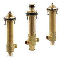 Rough Brass Roman Tub Adjustable Rough-in Valve