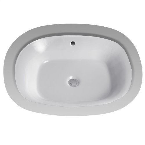 Maris™ Undercounter Lavatory - Colonial White