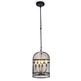 Small Bird Cage Chandelier
