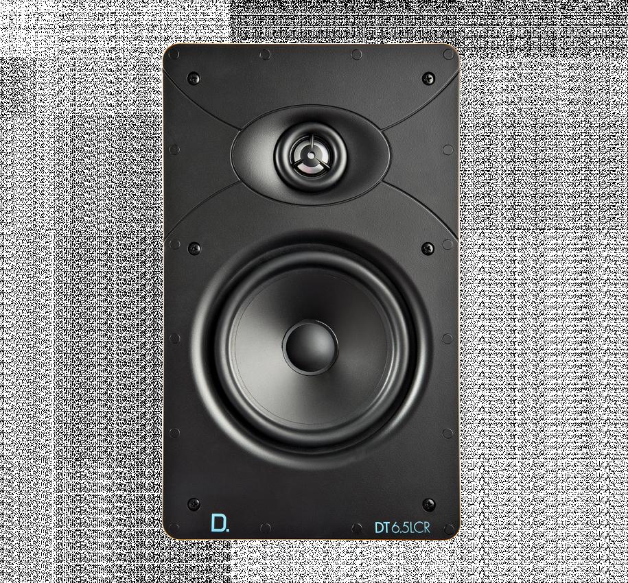 definitive technology dt custom install series rectangular in-wall speaker