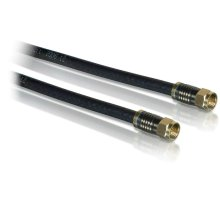 Quad shield cable