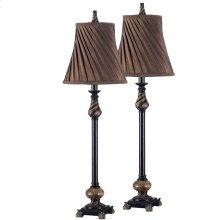 Aruba - Buffet Lamp 2-Pack