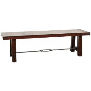 Sunny DesignsVineyard Bench W/wooden Seat