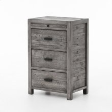 Caminito Nightstand-washed Grey