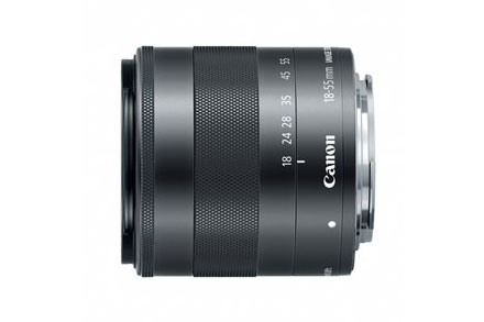 Canon EF-M 18-55mm f/3.5-5.6 IS STM Standard Zoom Lens