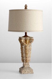 Uma Table Lamp Golden Roxbury