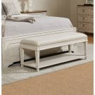 Hillside Bed End Bench - Feather Product Image