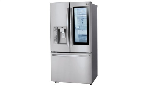 24 cu. ft. InstaView Door-in-Door® Counter-Depth Refrigerator